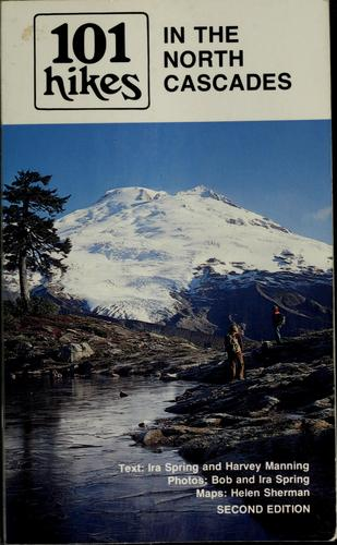 Download 101 hikes in the North Cascades