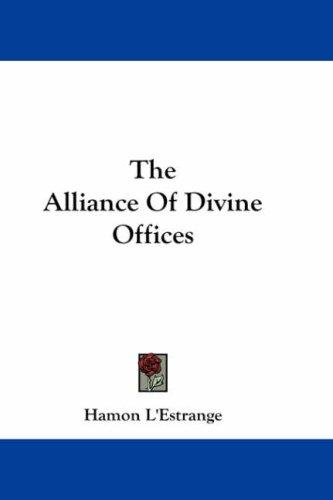 Download The Alliance Of Divine Offices