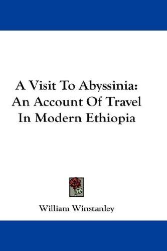 A Visit To Abyssinia