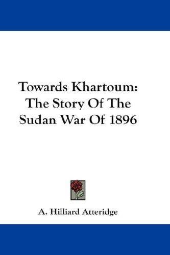 Towards Khartoum