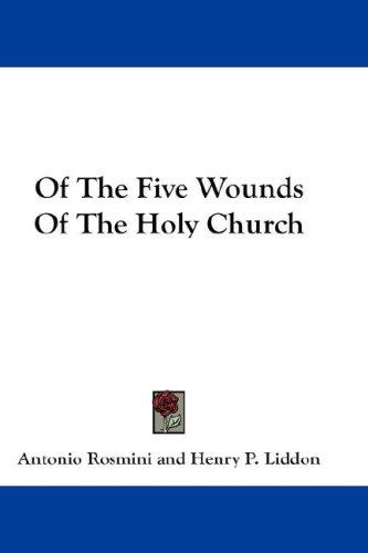 Download Of The Five Wounds Of The Holy Church