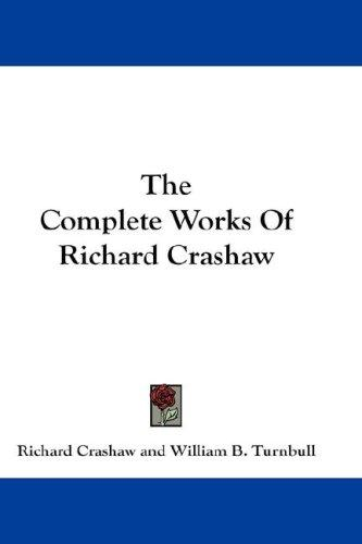 Download The Complete Works Of Richard Crashaw