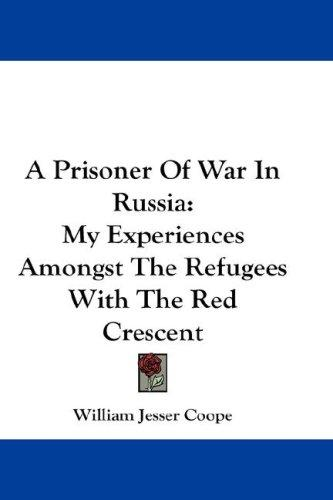 A Prisoner Of War In Russia