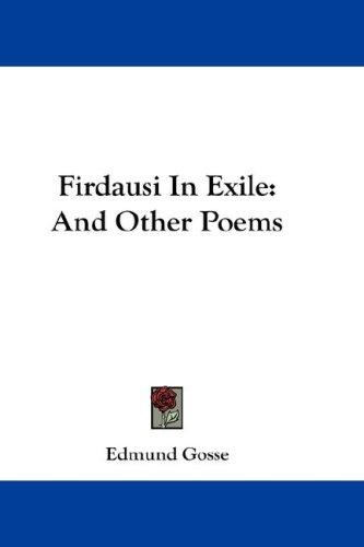 Download Firdausi In Exile