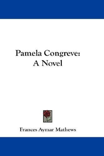 Pamela Congreve