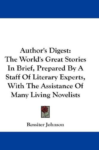 Author's Digest