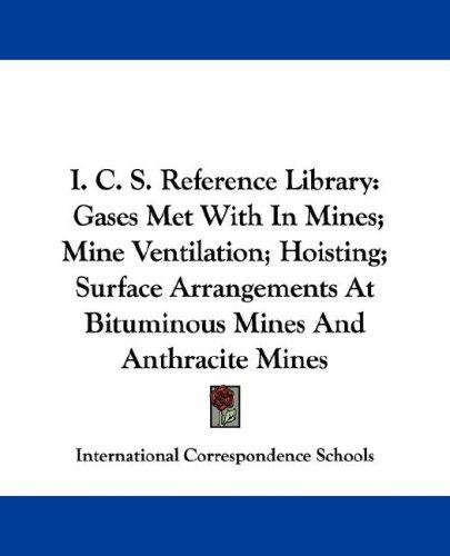 I. C. S. Reference Library