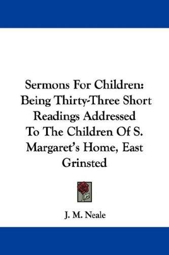 Download Sermons For Children