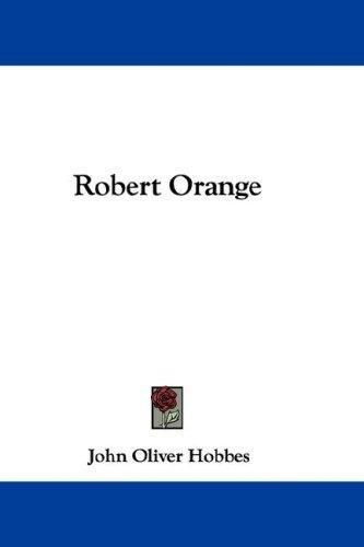 Robert Orange