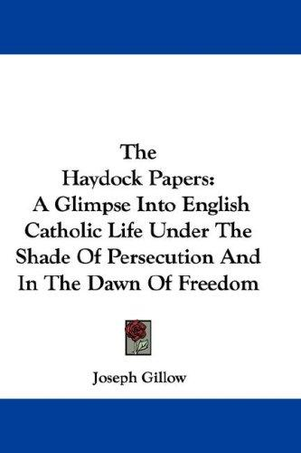 Download The Haydock Papers
