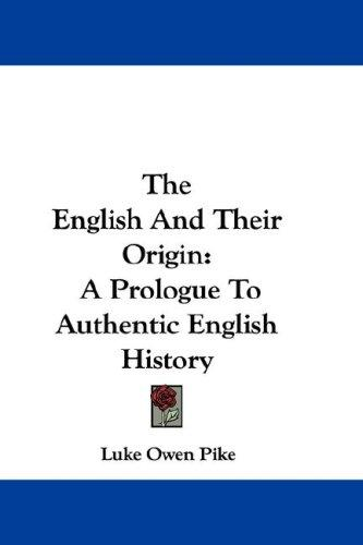 Download The English And Their Origin