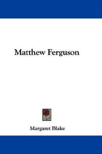 Matthew Ferguson