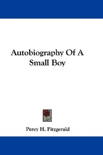Download Autobiography Of A Small Boy