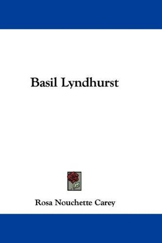 Basil Lyndhurst