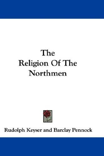 Download The Religion Of The Northmen