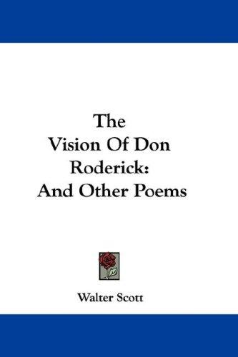 The Vision Of Don Roderick