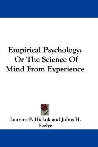 Empirical Psychology