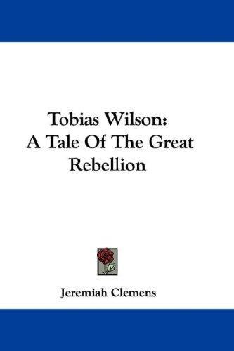 Tobias Wilson