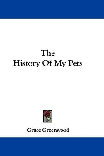 Download The History Of My Pets