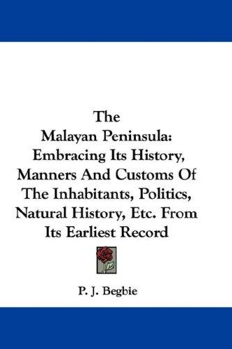 Download The Malayan Peninsula