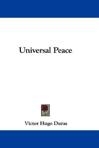 Download Universal Peace
