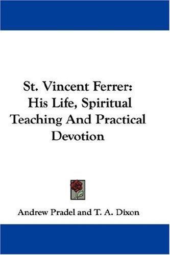 Download St. Vincent Ferrer