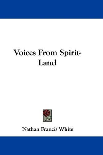 Download Voices From Spirit-Land