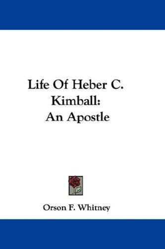 Download Life Of Heber C. Kimball