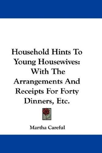 Download Household Hints To Young Housewives