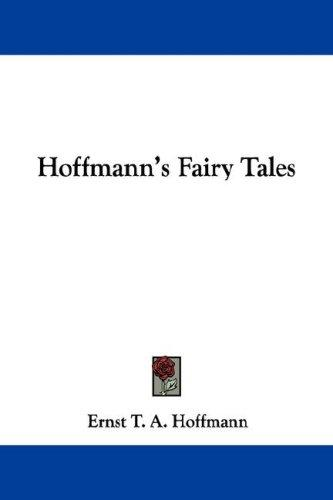 Download Hoffmann's Fairy Tales