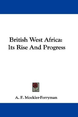 British West Africa