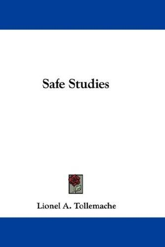 Download Safe Studies