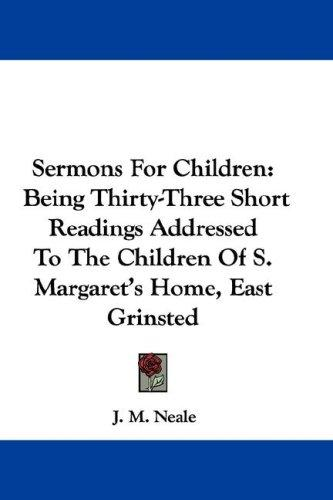 Download Sermons For Children