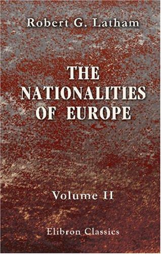 Download The Nationalities of Europe