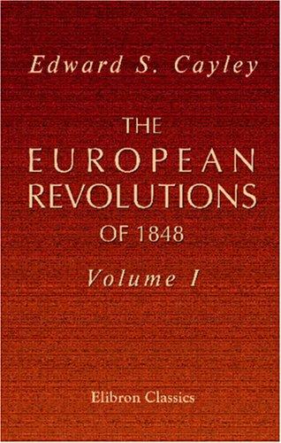 Download The European Revolutions of 1848