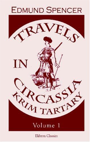Download Travels in Circassia, Krim Tartary
