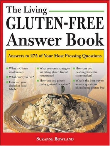 Download The Living Gluten-Free Answer Book