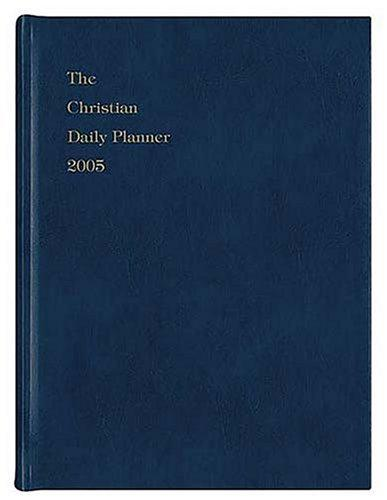 2005 Christian Daily Planner