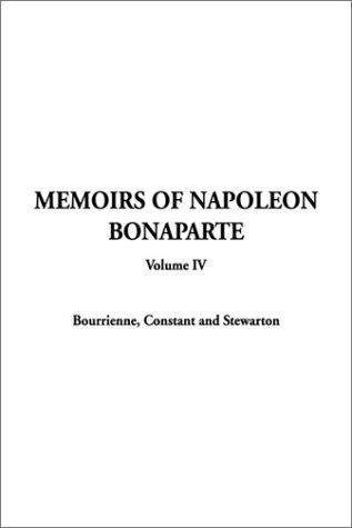 Memoirs of Napoleon Bonaparte