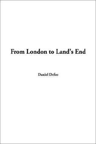 From London to Land's End