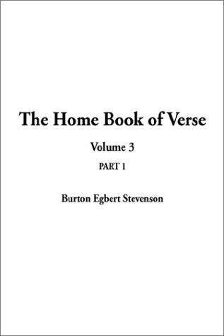 Download The Home Book of Verse