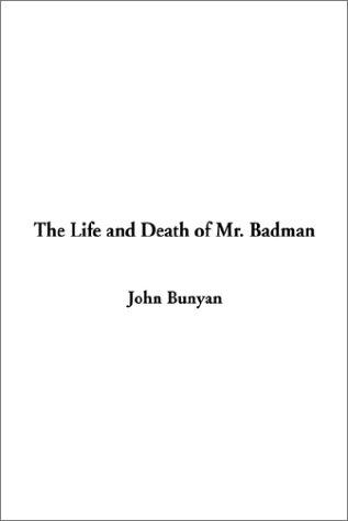 Download The Life and Death of Mr. Badman