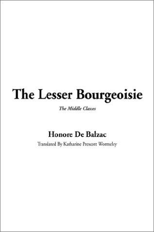The Lesser Bourgeoisie