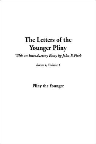Download The Letters of the Younger Pliny