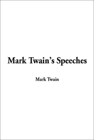 Download Mark Twain's Speeches