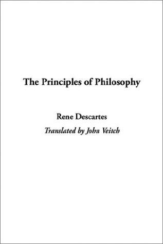 Download The Principles of Philosophy