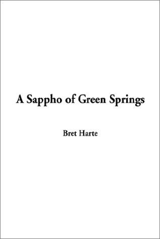 Download A Sappho of Green Springs