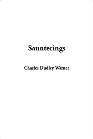 Download Saunterings
