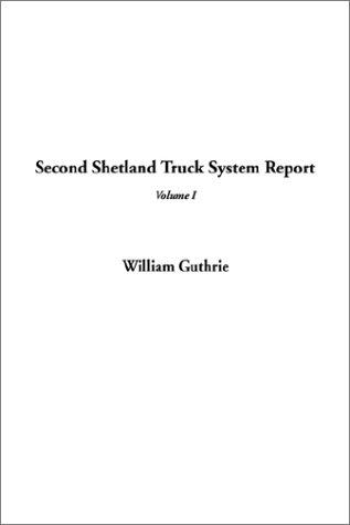 Download Second Shetland Truck System Report