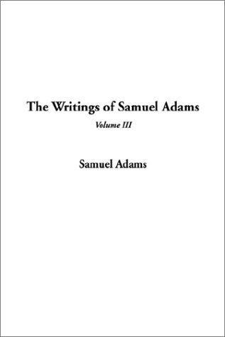 Download The Writings of Samuel Adams